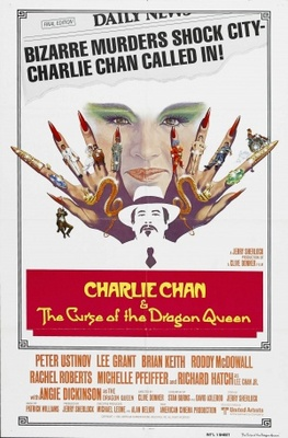 Charlie Chan and the Curse of the Dragon Queen movie poster (1981) poster MOV_dd7a038c