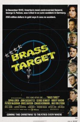 Brass Target movie poster (1978) poster MOV_dd7cf51f
