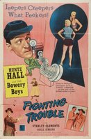 Fighting Trouble movie poster (1956) picture MOV_dd7d7e95