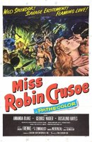 Miss Robin Crusoe movie poster (1954) picture MOV_dd8189ea