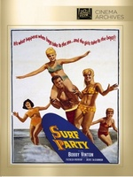Surf Party movie poster (1964) picture MOV_dd833d5e