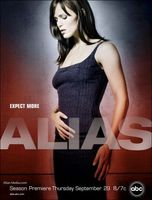 Alias movie poster (2001) picture MOV_dd8516fa