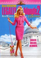 Legally Blonde 2: Red, White & Blonde movie poster (2003) picture MOV_dd8be73f