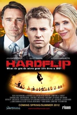 Hardflip movie poster (2012) poster MOV_dd8f3245