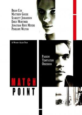 Match Point movie poster (2005) poster MOV_dd977ce2