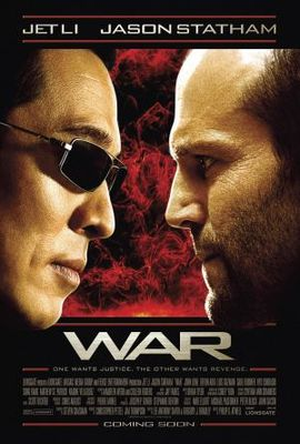 War movie poster (2007) poster MOV_dd97a16a