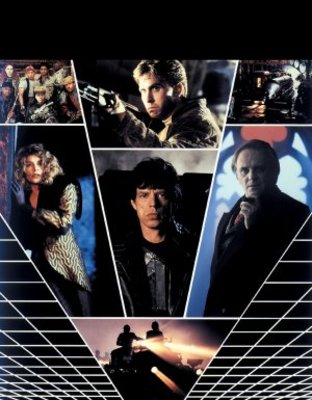 Freejack movie poster (1992) poster MOV_dd9cb9cd