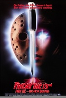 Friday the 13th Part VII: The New Blood movie poster (1988) picture MOV_dd9f5ae7
