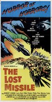 The Lost Missile movie poster (1958) picture MOV_dda00254