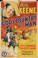 God's Country and the Man movie poster (1937) picture MOV_dda375e7