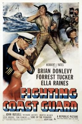 Fighting Coast Guard movie poster (1951) poster MOV_ddb18b88