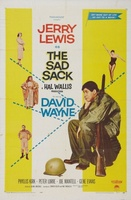 The Sad Sack movie poster (1957) picture MOV_ddd379c0
