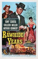 The Rawhide Years movie poster (1955) picture MOV_ddd6bbf1