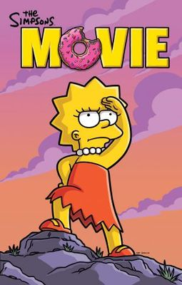 The Simpsons Movie movie poster (2007) poster MOV_ddd6bf39