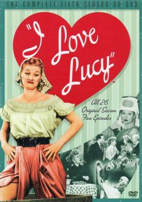 I Love Lucy movie poster (1951) poster MOV_dddd570a