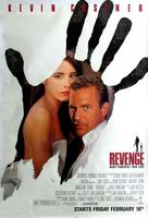Revenge movie poster (1990) picture MOV_dde20788