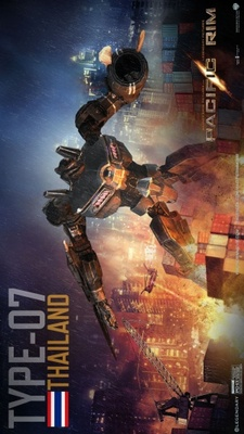 Pacific Rim movie poster (2013) poster MOV_dde61ac2