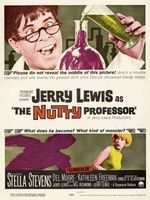 The Nutty Professor movie poster (1963) picture MOV_dde9ad9b