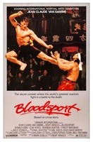 Bloodsport movie poster (1988) picture MOV_ddef4255