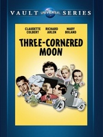 Three-Cornered Moon movie poster (1933) picture MOV_ddf23014