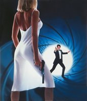 The Living Daylights movie poster (1987) picture MOV_ddf86dde