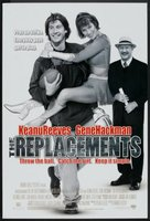 The Replacements movie poster (2000) picture MOV_ddfa84c3