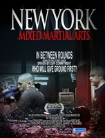 New York Mixed Martial Arts movie poster (2011) picture MOV_ddfb4528