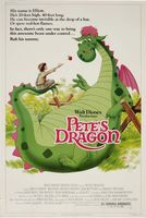 Pete's Dragon movie poster (1977) picture MOV_ac860acf