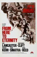 From Here to Eternity movie poster (1953) picture MOV_9f1b198e