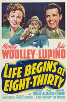 Life Begins at Eight-Thirty movie poster (1942) picture MOV_de179252