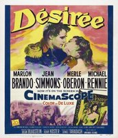 Desirée movie poster (1954) picture MOV_de227d1d