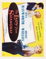 The Lady from Shanghai movie poster (1947) picture MOV_de25b3ec