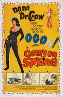Carry on Spying movie poster (1964) picture MOV_de26149a