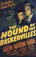 The Hound of the Baskervilles movie poster (1939) picture MOV_de283420