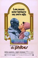 The Abominable Dr. Phibes movie poster (1971) picture MOV_de296d32
