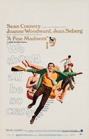A Fine Madness movie poster (1966) picture MOV_de2c2299