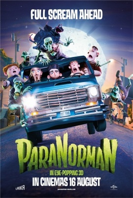 ParaNorman movie poster (2012) poster MOV_de306186
