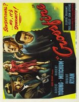 Crossfire movie poster (1947) picture MOV_de313980