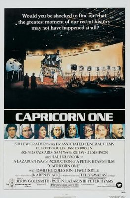 Capricorn One movie poster (1978) poster MOV_de3ad5fc