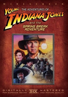 The Young Indiana Jones Chronicles movie poster (1992) poster MOV_de3b4234