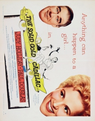 The Solid Gold Cadillac movie poster (1956) poster MOV_de41940a