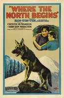 Where the North Begins movie poster (1923) picture MOV_de438829