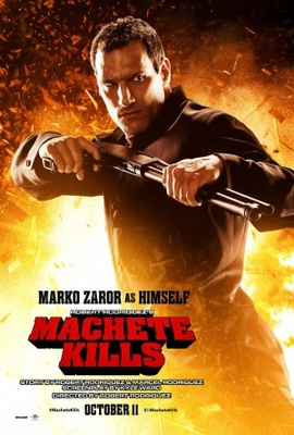 Machete Kills movie poster (2013) poster MOV_de44c5b0