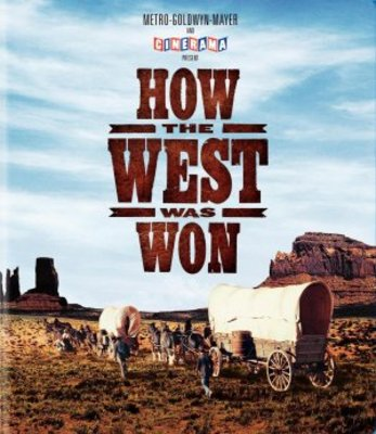 How the West Was Won movie poster (1962) poster MOV_de550a7b