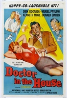 Doctor in the House movie poster (1954) picture MOV_de57421c