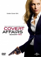Covert Affairs movie poster (2010) picture MOV_de58aa7a