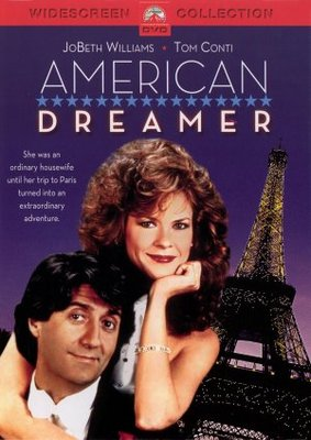American Dreamer movie poster (1984) poster MOV_de611160