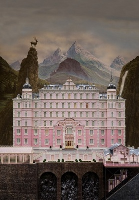 The Grand Budapest Hotel movie poster (2014) poster MOV_de680eb0
