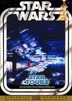 Star Tours movie poster (1987) picture MOV_de6a1976