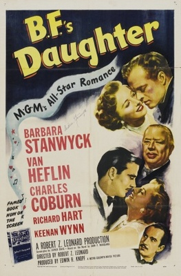 B.F.'s Daughter movie poster (1948) poster MOV_de6c64fc